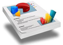 アクセス解析分析レポート作成